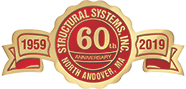 Structural-Systems--logo--60-years